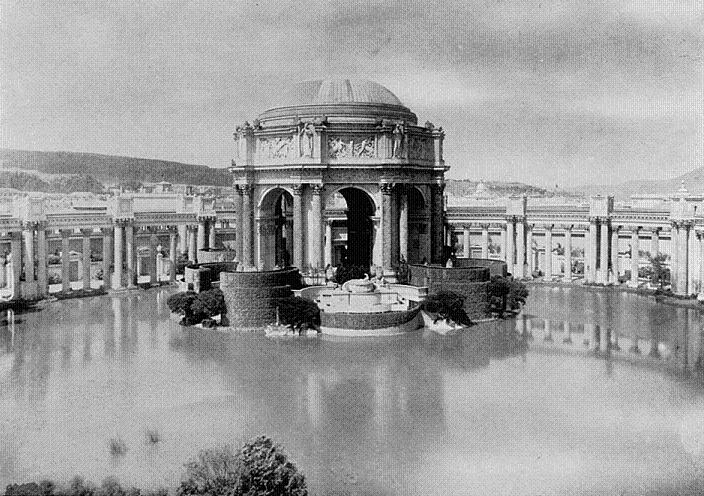 PalaceofFineArts1915