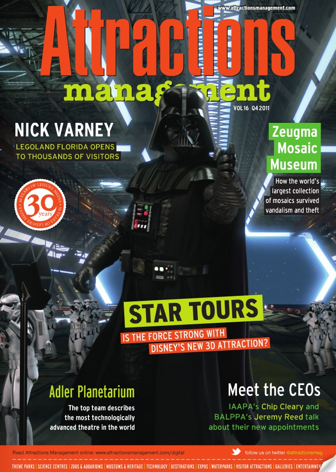 Attractions Management Nov 2011