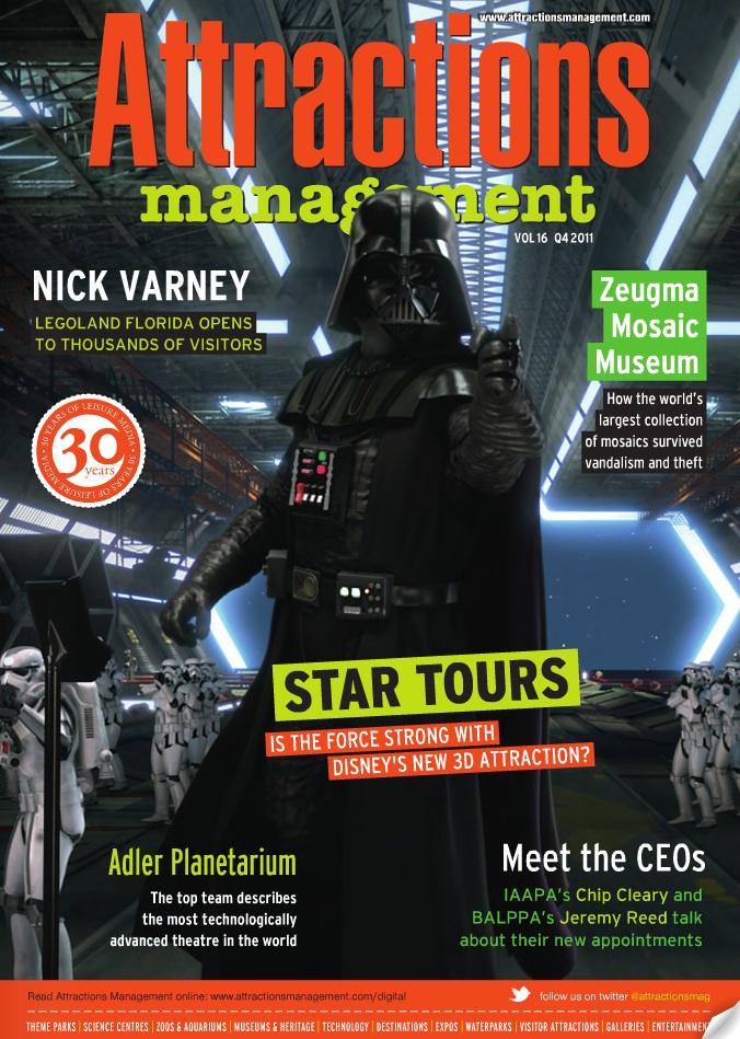 Attractions Management Nov 2011
