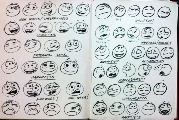 Emoticons-jones