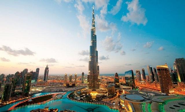 Dubai-downtown
